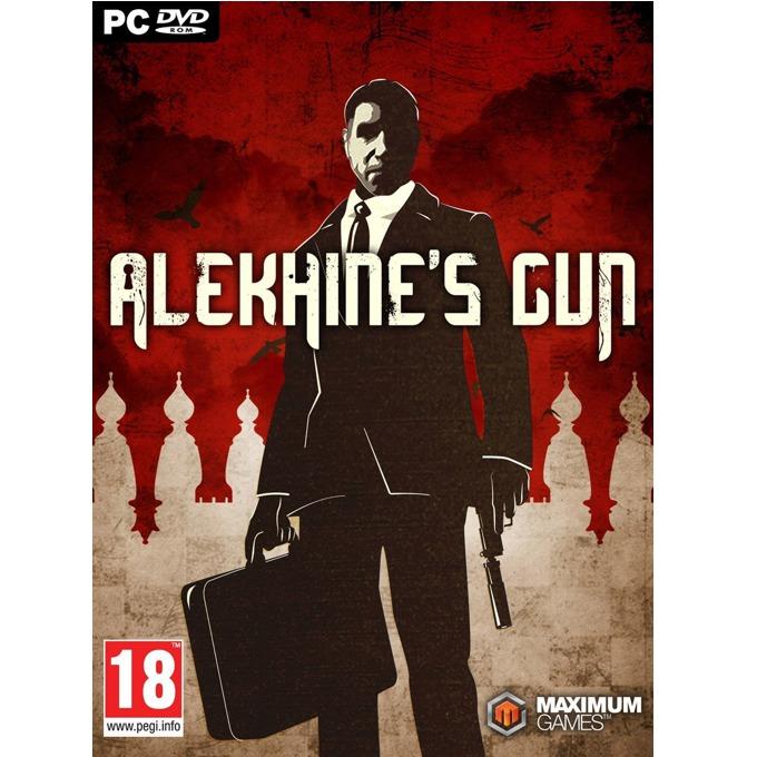 Alekhines Gun, за PC image