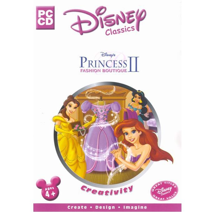 Disney Princess: Fashion Boutique II, за PC