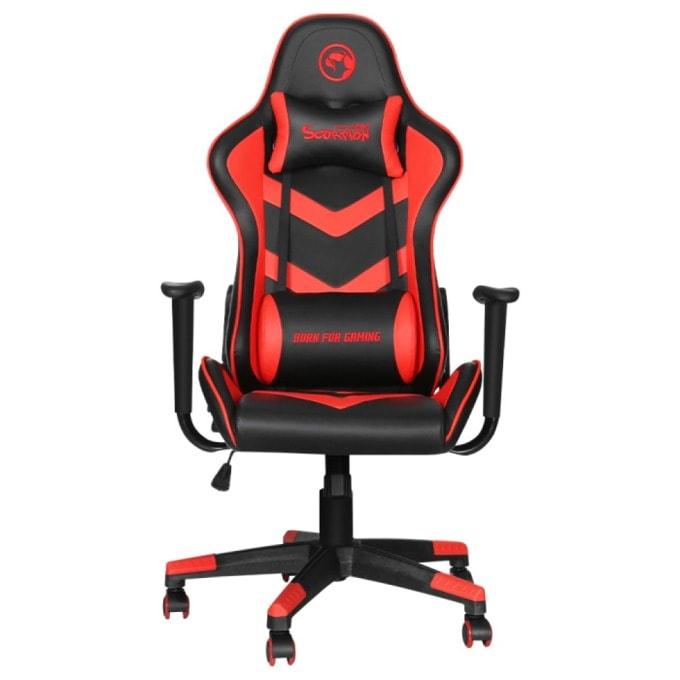 Marvo геймърски стол Gaming Chair CH-106 Red