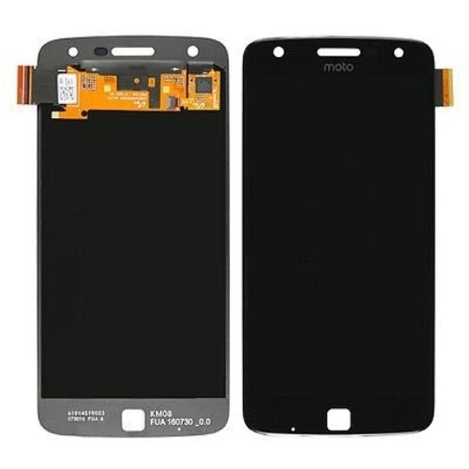 Дисплей за Motorola Moto Z Play, LCD Original, с тъч, черен image