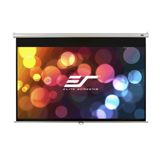 Elite Screen M80NWV 80 White