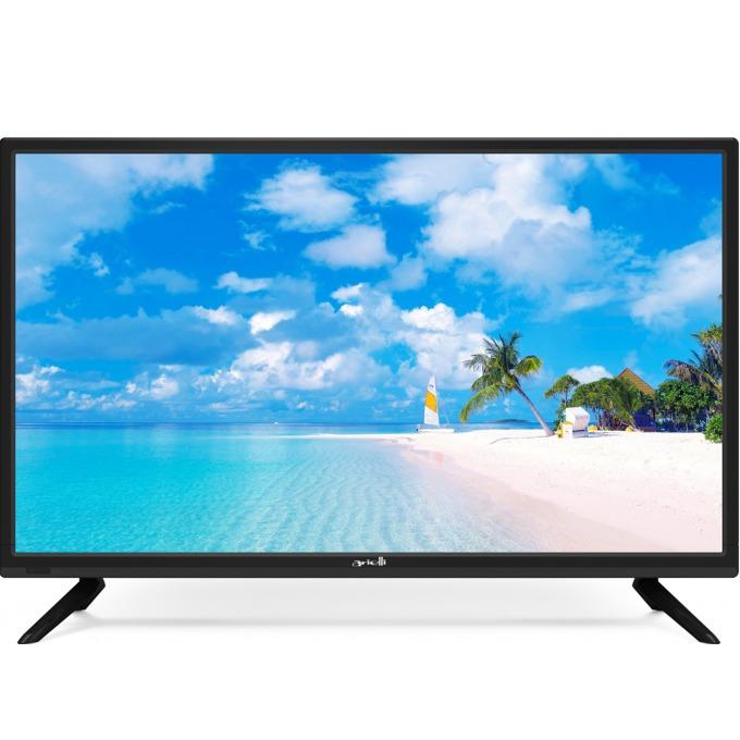 "Телевизор Arrieli LED-24H19T2, 24"" (60.96 cm) HD, DVB-T/C, 1x HDMI, 1x USB image"