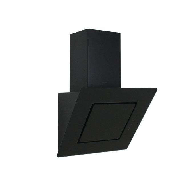 Абсорбатор Finlux FESTA CLA 15-60SF/FLA 15-60TBK, за вграждане, дизайнерски, 180W, 556 m3/h, 1x мотор, 5 степени, алуминиев филтър, сензорно управление, черен image