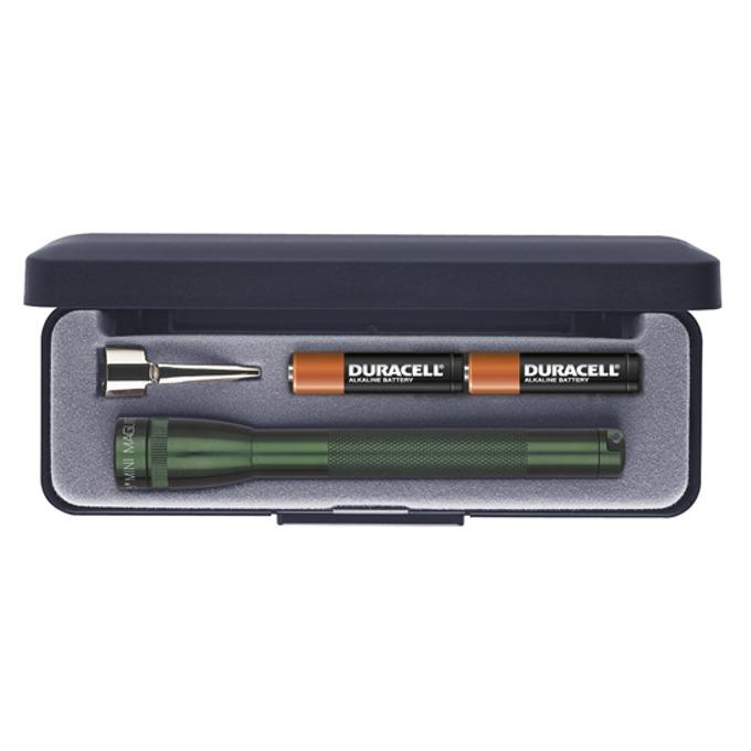 Фенер Mini MAGLITE M3A392, 2 батерии AAA, 9 lm, водоустойчивост, зелен image