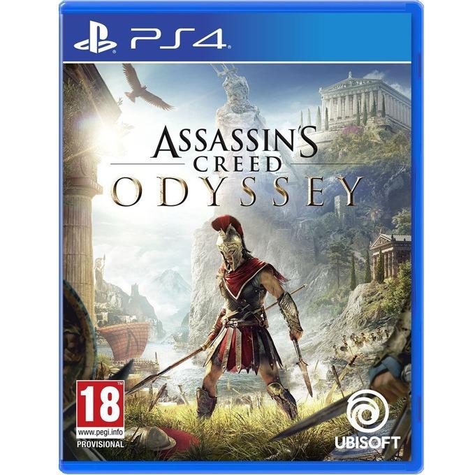 Assassin's Creed Odyssey PS4 - ниска цена от JAR Computers