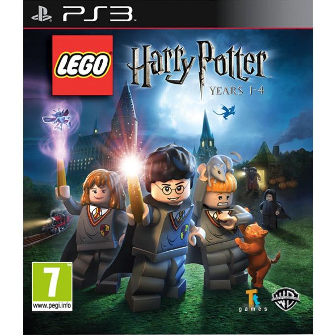 Игра за конзола LEGO Harry Potter: Years 1-4, за PlayStation 3 image