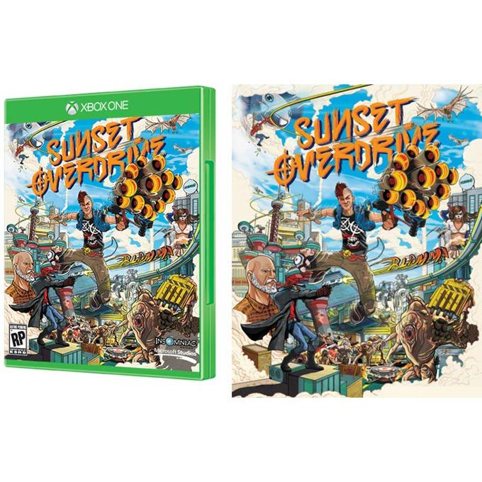 Игра за конзола Sunset Overdrive, за Xbox One image