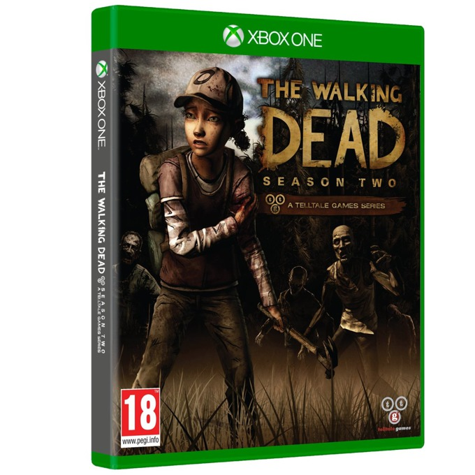 Игра за конзола The Walking Dead Season 2, за Xbox One image