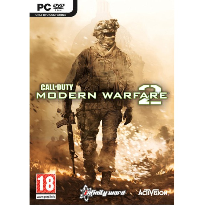 Игра Call of Duty: Modern Warfare 2, за PC image
