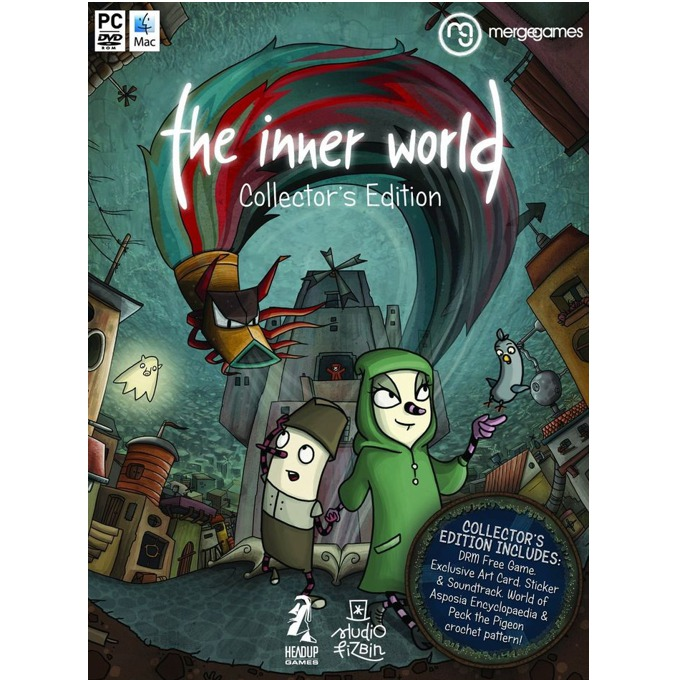 Игра Inner World: Collectors Edition, за PC image