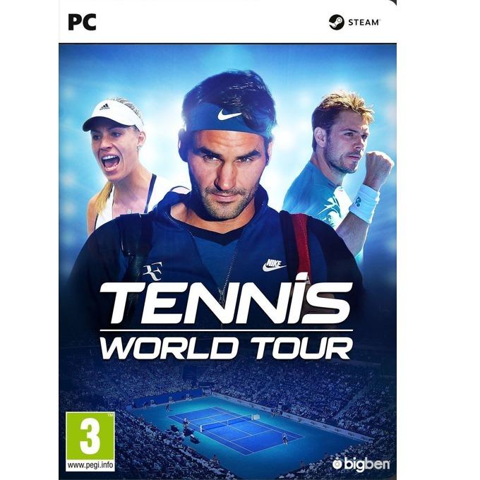 Tennis World Tour, за PC image