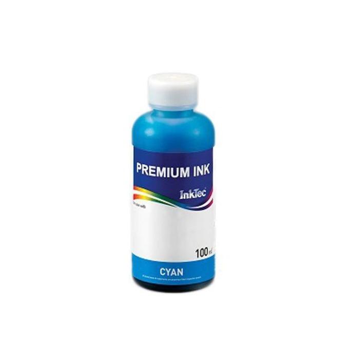 Тонер бутилка за Epson Stylus Photo R285/R270/R290/R390/P50, Cyan, InkTec 8803663001924, Неоригинален, заб: 100 g image