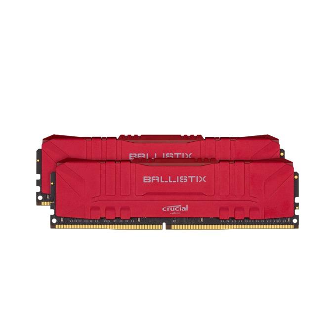 Crucial 16GB (2x 8GB) Ballistix (Red) BL2K8G32C16U product