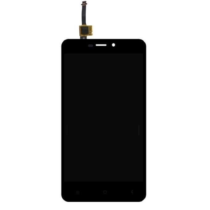 Дисплей за Xiaomi Redmi 4A LTE Dual Sim HD, LCD, с тъч, черен image