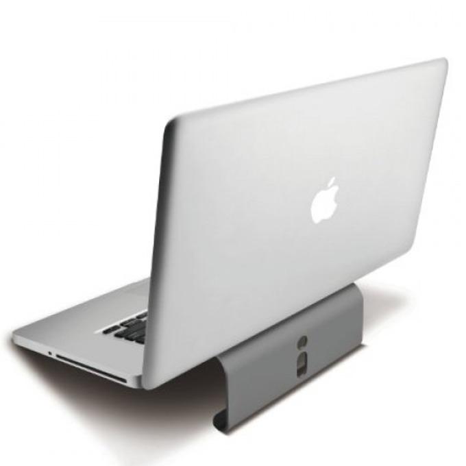 Поставка за MacBook Elago L3 STAND, тъмносива, за преносими компютри и таблети, Дизайнерска image