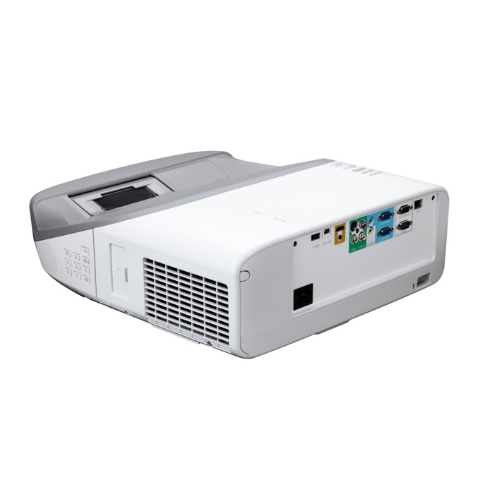 Проектор ViewSonic PS700W, DLP, Ultra Short Throw, WXGA (1280x800), 10000:1, 3300 lm, VGA, HDMI , USB 2.0, RJ45, RS232 image