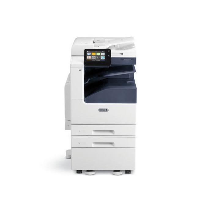 Мултифункционално лазерно устройство Xerox VersaLink B7030 с тава и стенд и 320GB HDD B7000 , монохромен принтер/копир/скенер, 1200 x 1200 dpi, 30 стр/мин, USB 3.0, Wi-Fi/Direct, NFC, LAN10/100/1000 Base-T, ADF, двустранен печат, A3 image