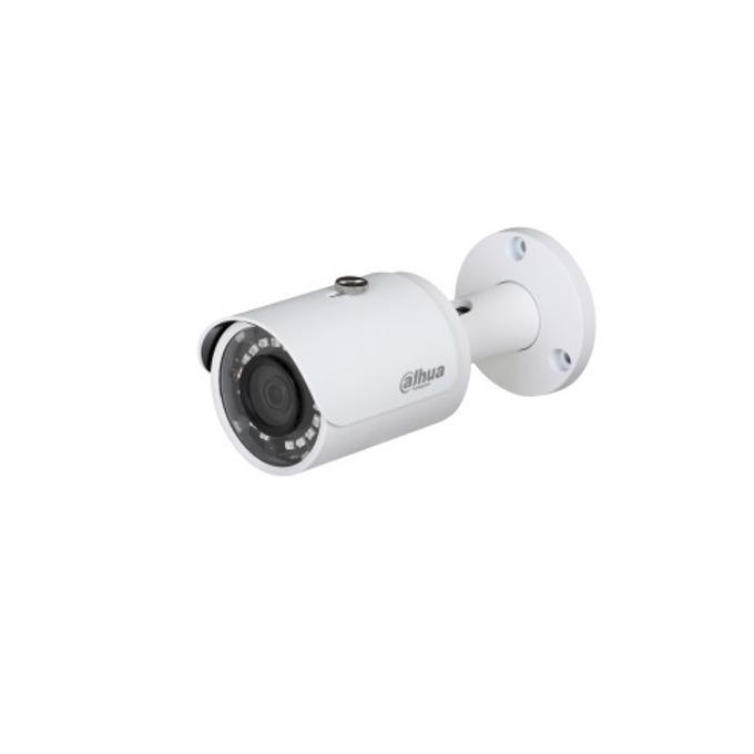 """IP камера Dahua IPC-HFW1431S-0360B, насочена """"bullet"""", 4 Mpix(2688x1520@20FPS), 2.8 mm обектив, H.265+/H.265/H.264+/H.264 , IR осветеност(до 30 метра), външна IP67 защита от вода, PoE, 1/1 channel In/Out, RJ-45 image"""