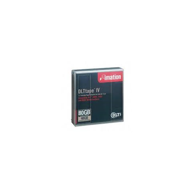 DLT КАСЕТА IMATION DLT TAPE IV  ( 40 / 80 GB ) -…