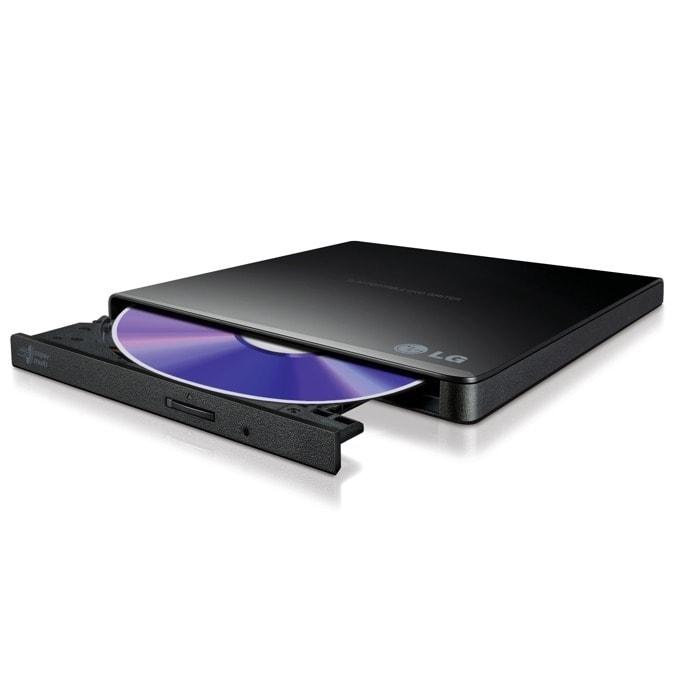 Оптично устройство LG GP57EB40, външно, Slim, черна, USB2.0 image