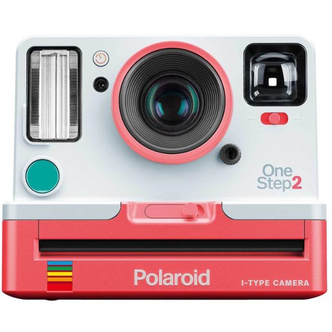 Фотоапарат Polaroid Originals OneStep 2 VF 009007(оранжев), за моментни снимки, снимки с размер 3.5x4.2ʺ, 106 mm фокусно разстояние, 0,6 м леща  image