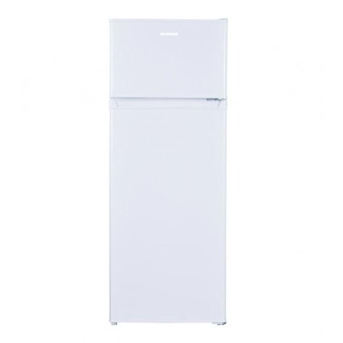 Хладилник с камера Heinner HF-H2206F+, F, 205 л. общ обем, свободностоящ, 215 kWh годишно, бял image