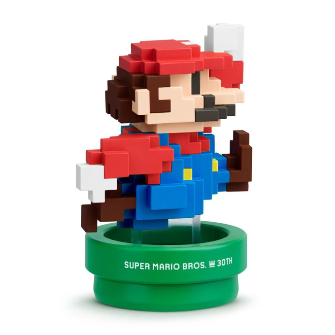 Фигура Nintendo Amiibo - 30th Anniversary Mario, за Nintendo 3DS/2DS, Wii U image