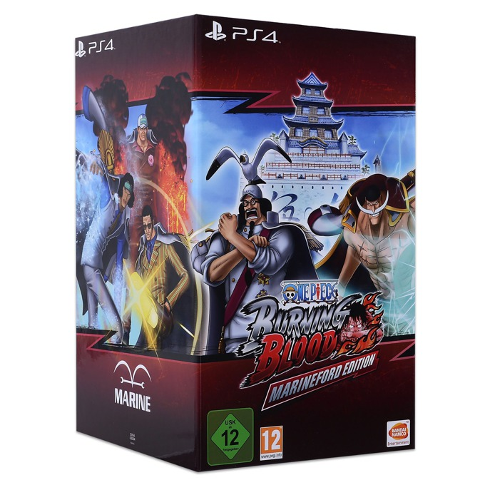 One Piece Burning Blood Collectors Edition, за PS4 image