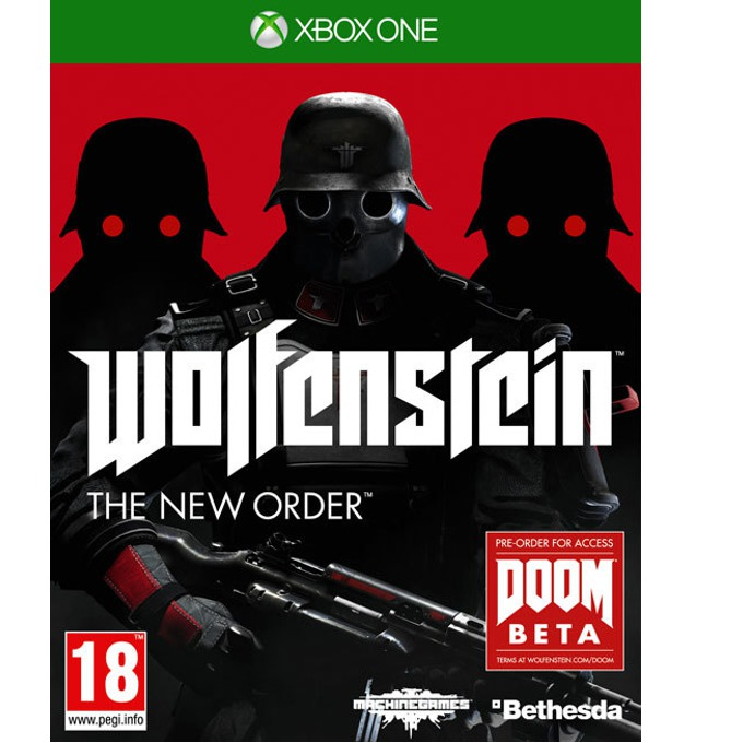 Wolfenstein: The New Order + DOOM Beta, Xbox One image