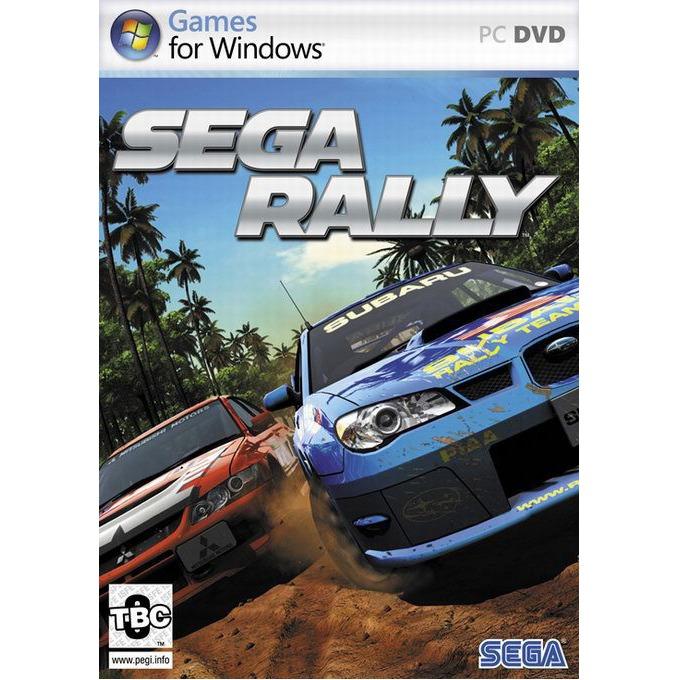 Игра Sega Rally, за PC image