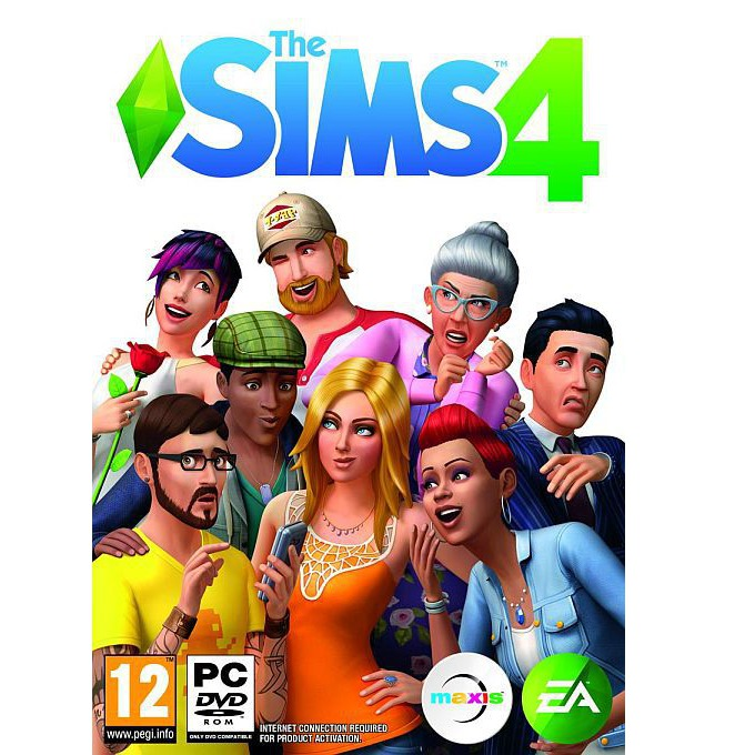 The Sims 4, за PC