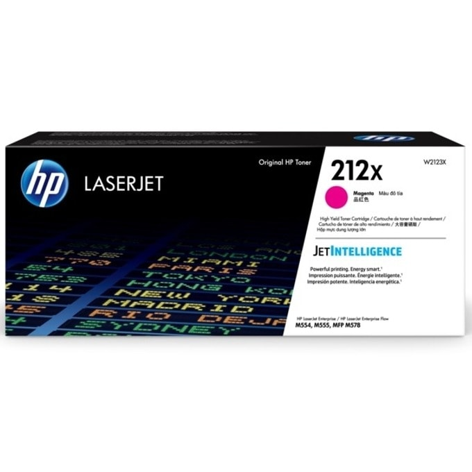 HP 212X Magenta product