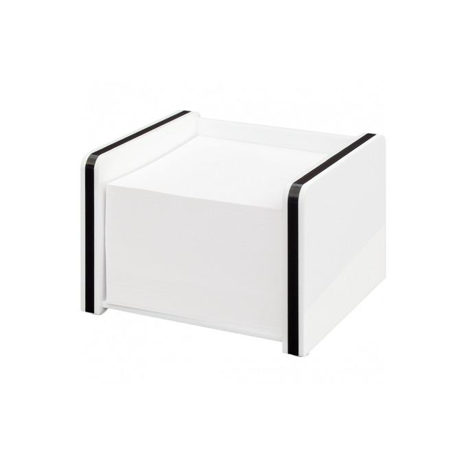 Листчета Wedo Montego, 500бр., с бяла поставка, пастелен цвят image