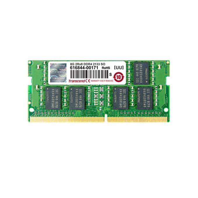 8GB DDR4 2400MHz, SO-DIMM, Transcend, 1.2V image