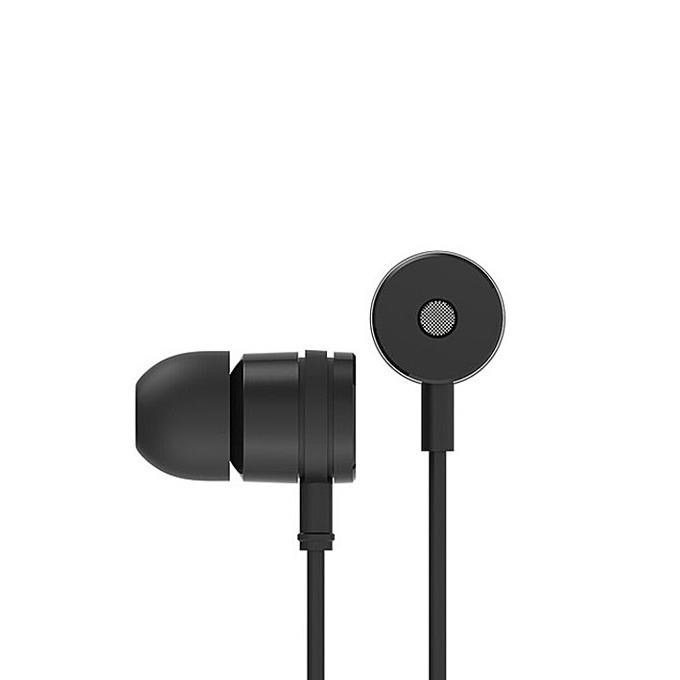 "Слушалки Xiaomi Headset Pistons Handsfree ZBW4044CN, микрофон, тип ""тапи"", бутон за разговори, черни image"