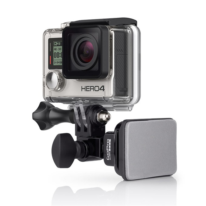 Стойка за каска GoPro Helmet Front and Side Mount image