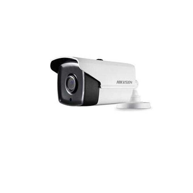 """HDCVI камера Hikvision DS-2CE16D0T-IT5F, насочена """"bullet"""" камера, 2MP (1920*1080@25fps), 2.8 mm/3.6 mm/6mm, IR осветление (до 80m), IP66 image"""