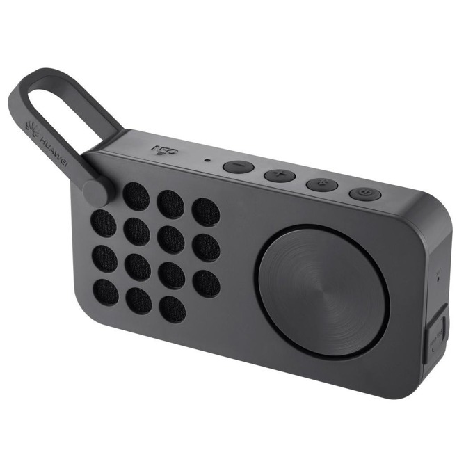Тонколона Huawei Speaker AM09, 1.0, Bluetooth, сива image