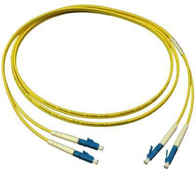 FibreFab LC/PC(м) към SC/PC(м) 6m FS-L-LC/SC-D6F