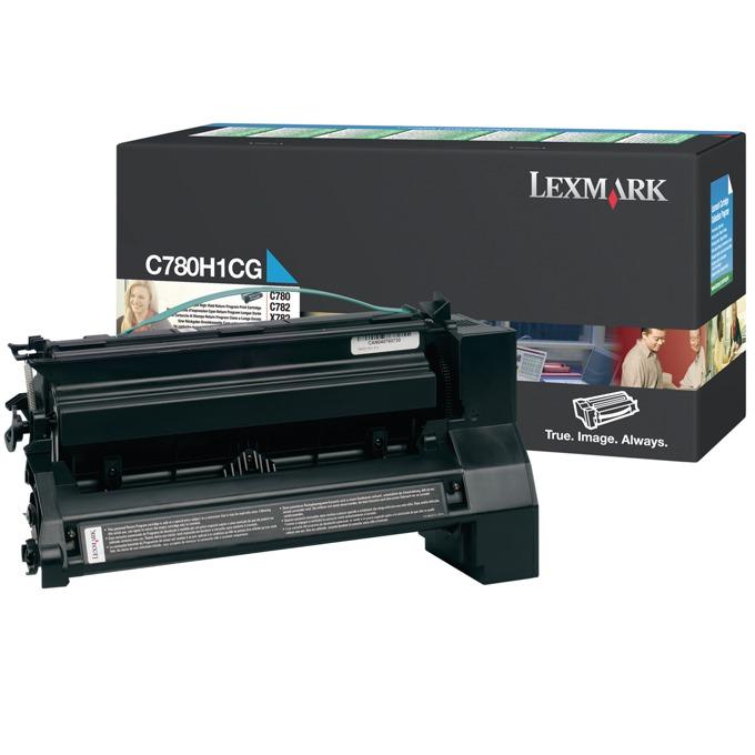 КАСЕТА ЗА LEXMARK C 780/782/X782 - Cyan product