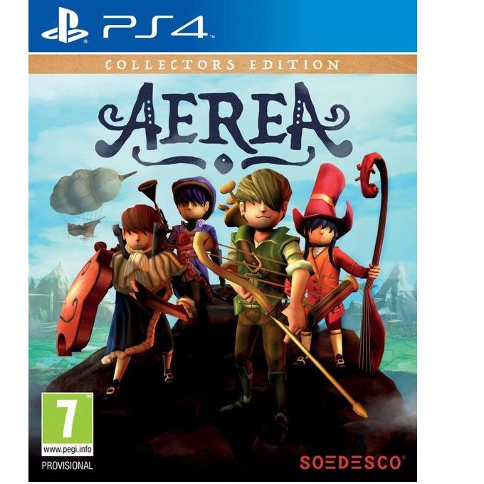 Aerea - Collectors Edition, за PS4 image