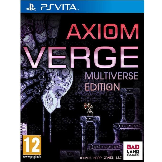 Axiom Verge Multiverse Edition, за PSVita image