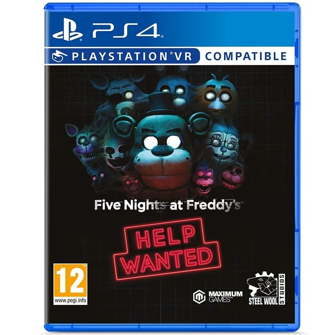 FNAF: Help Wanted PS4 product