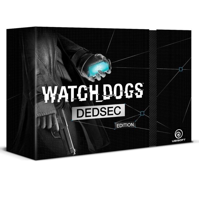 Игра за конзола Watch Dogs Dedsec Edition, за PlayStation 3 image