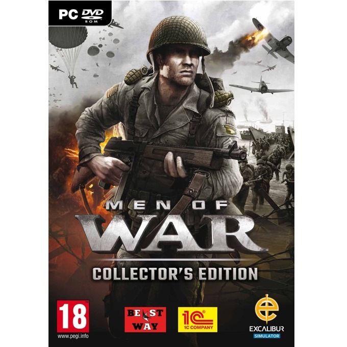 Men of War Collectors Edition, за PC image