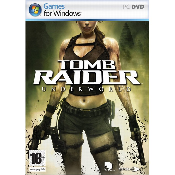 Tomb Raider: Underworld, за PC image