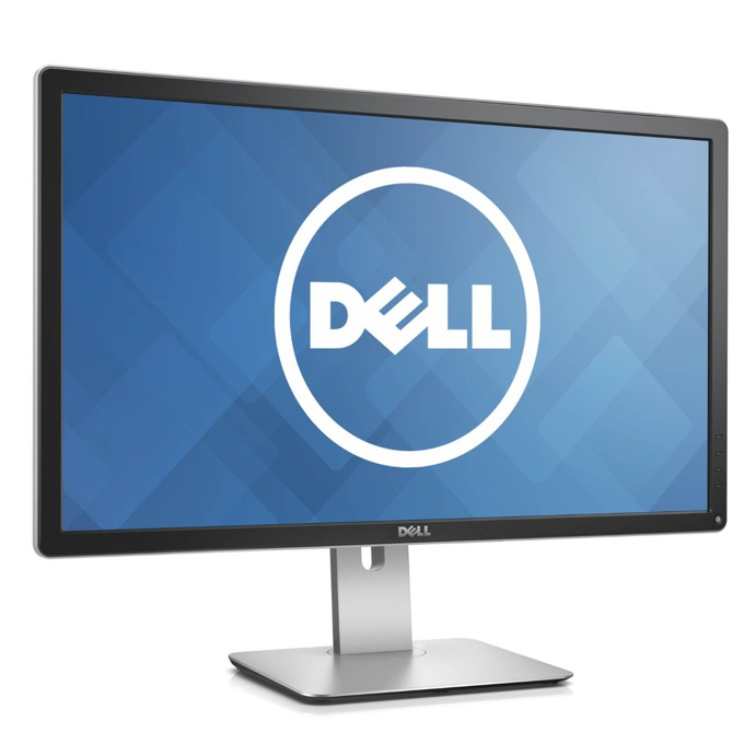 "Монитор 27"" (68.58 cm) Dell P2715Q, Ultra HD LED, IPS панел, 6ms, 2 000 000:1, 350cd/m2, 4x USB, HDMI, Display Port image"