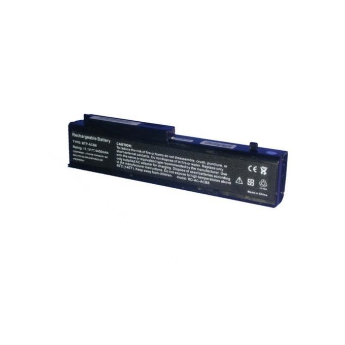 Батерия (заместител) за лаптоп Fujitsu Siemens, съвместимa с модели Amilo Pro V2040 V2060 V2065 V2085, 6 cells, 11.1V, 5200mAh image
