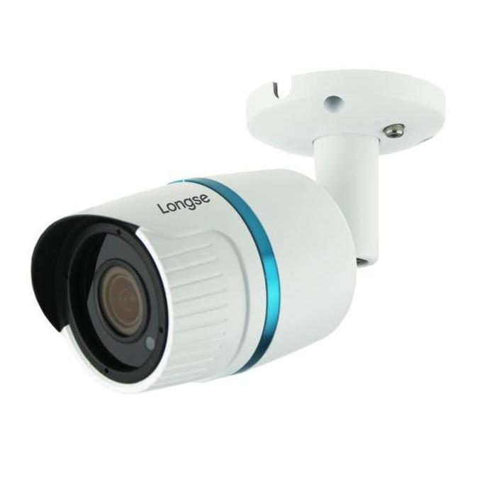 """AHD камера Longse LBN24HTC200ESL, насочена """"bullet"""", 2MP(1920x1080), 3.6mm обектив, IR осветеност (до 20 метра), външна, IP66 защита image"""