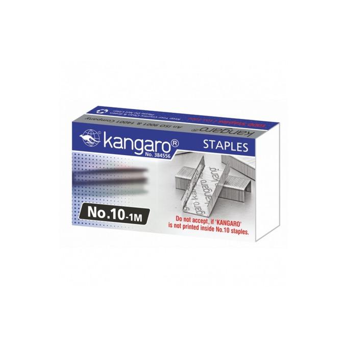 Телчета за телбод Kangaro №10-1M, сребристи image